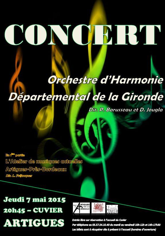 concert 7mai