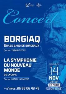 Concert Villenave Borgiaq