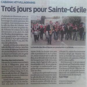 St Cécile